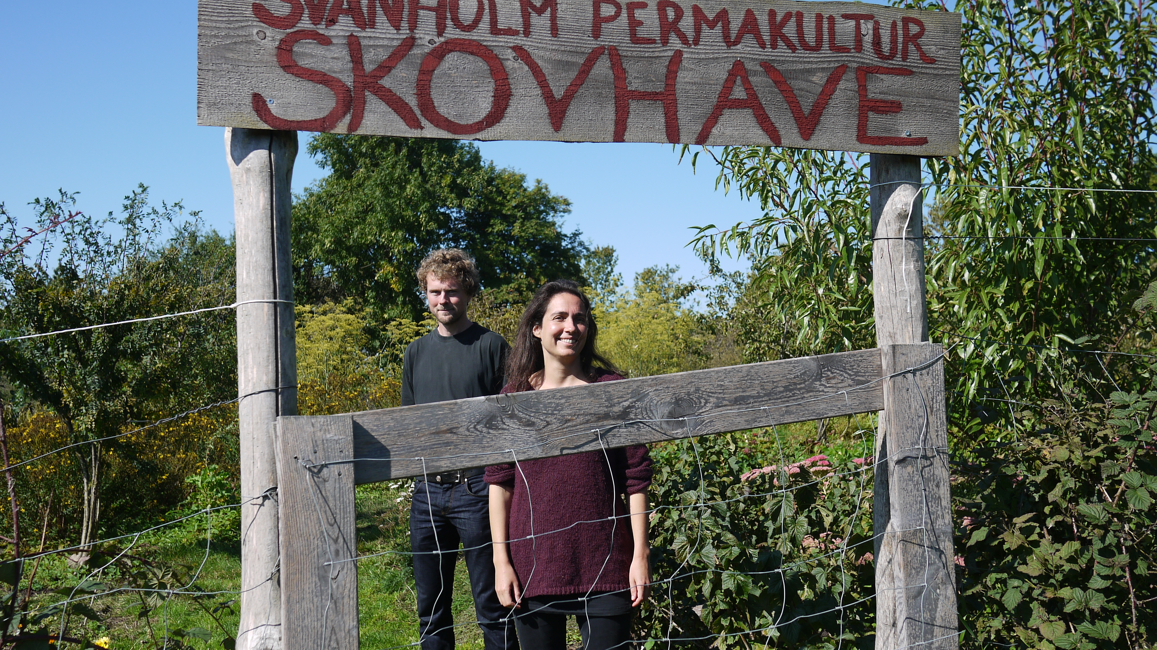 Hør P1 udsendelse om Svanholm Permakultur Skovhave – der modvirker klimaforandringerne