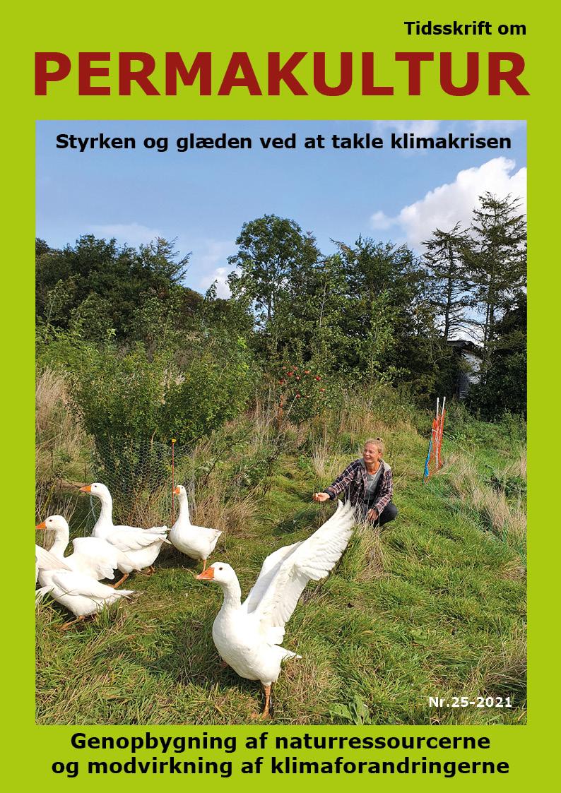 Næste nummer kommer til marts og modtages som medlem af Permakultur Danmark